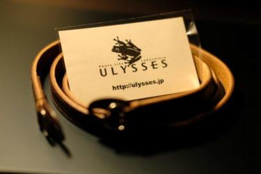 X-Pro2にユリシーズのレザーストラップ「クラシコ・ドリット」が似合い過ぎて超おすすめ